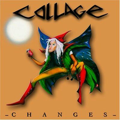 Collage - Changes +2 BONUSTRACKS CD NEU OVP