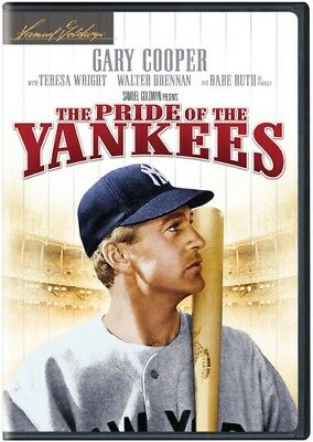 The Pride of the Yankees [New DVD] Eco Amaray Case