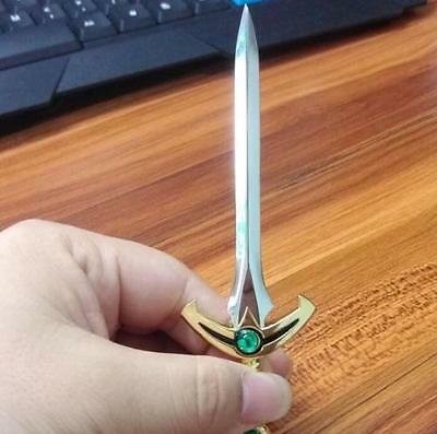 Legend of Zelda Four Mini Sword Cosplay key chain ring keychain keyring pendant