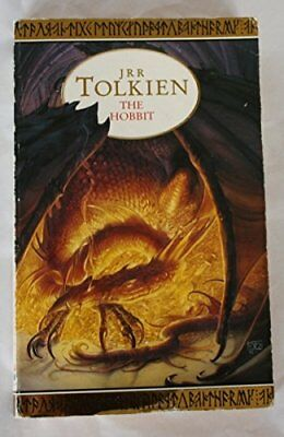 Hobbit by J R R Tolkien Paperback Book The Cheap Fast Free Post