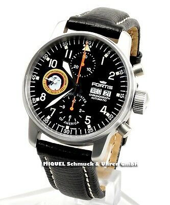 Fortis Flieger Chronograph Operation Enduring Freedom Limited Edi. of 100 Stück