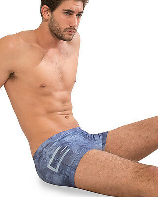 CROOTA Mens Underwear, Seamless Low Rise Boxer Shorts, Size S/M