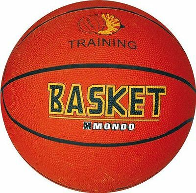 Mondo - Jeu de Plein Air - Ballon basket champion training - Ballon de NEUF
