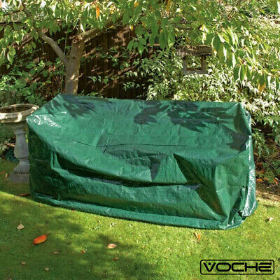Voche® Waterproof 3 Seater Outdoor Garden Park Bench Seat Cover Protector