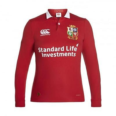 British & Irish Lions Canterbury Womens Vapodri Matchday Long Sleeve Jersey
