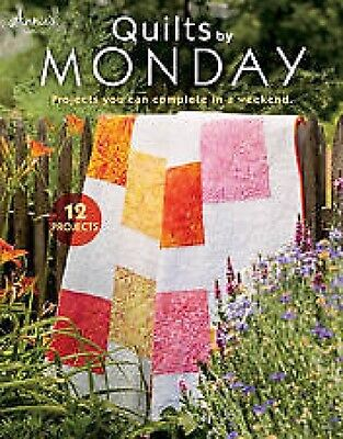 Quilts By Monday Annies Quilting 12 Projects To Make 141343