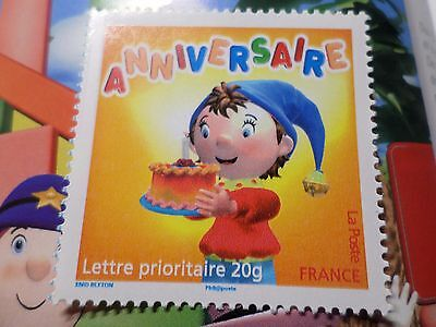 FRANCE, 2008, timbre 4183, BD COMICS, OUI-OUI, ANNIVERSAIRE, neuf**, MNH STAMP