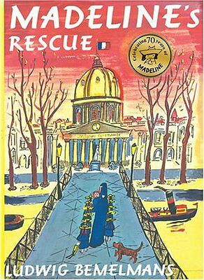 Madeline's Rescue, Bemelmans, Ludwig Paperback Book The Cheap Fast Free Post