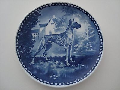 Hundeplatte Great Dane Tiger Plate