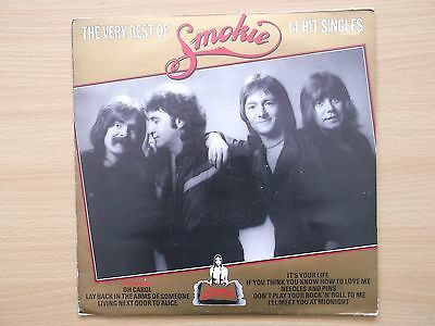 Smokie The Very Best Of  vinyl lp