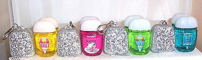 Bath & Body Works Antibacterial Pocketbac Hand Gel & Holder - CHOOSE YOUR STYLE