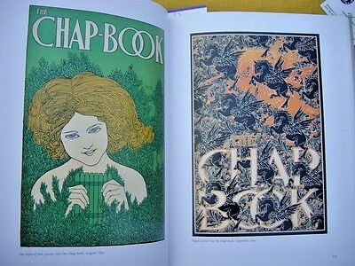 Rare Book On The Art Nouveau Graphic Designs Of Will Bradley.american Printmaker
