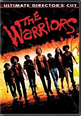 The Warriors [New DVD] Director's Cut/Ed, Dolby, Dubbed, Subtitled, Widescreen