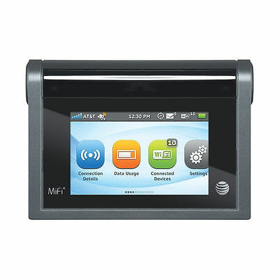 Unlocked MiFi 5792 AT&T GSM 4G LTE Mobile Broadband Routers Hotspot Touchscreen