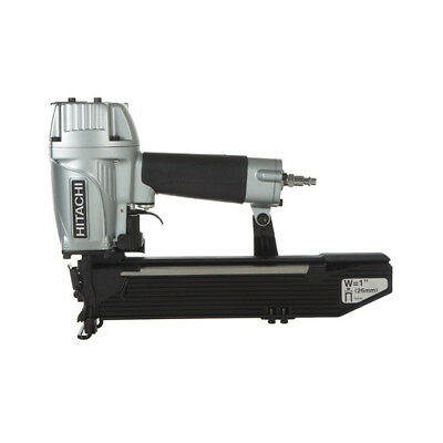 Hitachi 1 in. x 16-Gauge Wide Crown Stapler N5024A2 New
