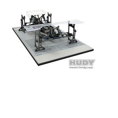 Hudy Universal Exclusive Set-up System For 1/10 Off-road Cars 4wd #DY108905