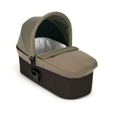Baby Jogger Deluxe Carrycot/Pram (Taupe) - Suitable From Birth