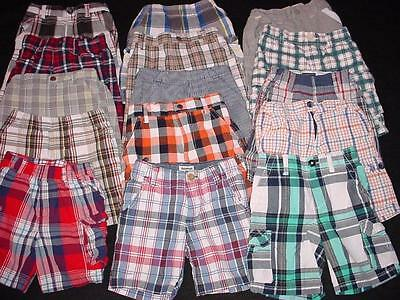 Used Baby Toddler Boy 3T 4T Short Shorts Spring Summer Clothes Lot
