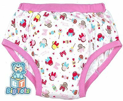 *Big Tots*   Minnie Mouse &n Candy training pants   Adult Baby