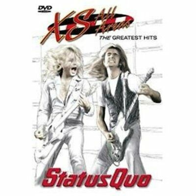 Status Quo - XS All Areas Greatest Hits DVD NEU OVP
