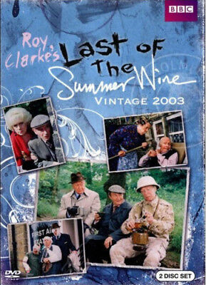Last of the Summer Wine: Vintage 2003 [New DVD] Dolby, Widescreen