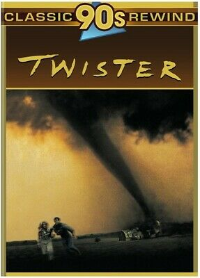Twister [New DVD] Ac-3/Dolby Digital, Dolby, Dubbed, Eco Amaray Case, Subtitle