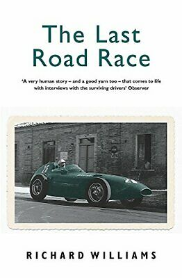 The Last Road Race by Williams, Richard Paperback Book The Cheap Fast Free Post