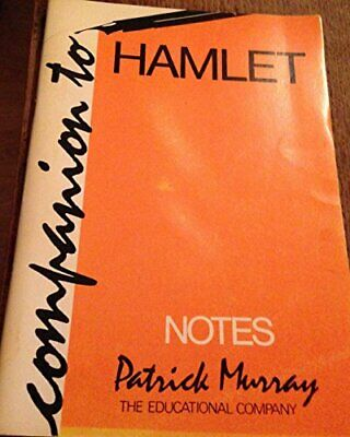 Companion to Hamlet by Murray, Patrick Paperback Book The Cheap Fast Free Post