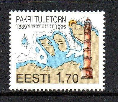 Estonia Mnh 1995 Sg260 Pakri Lighthouse