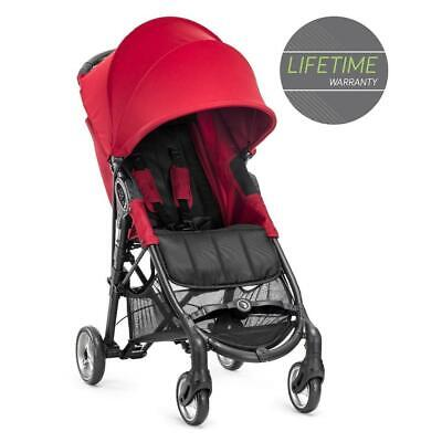Baby Jogger City Mini Zip (Red) - Suitable From Birth