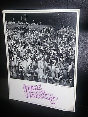 The Warriors {Michael Beck} Original Movie Programs 70s
