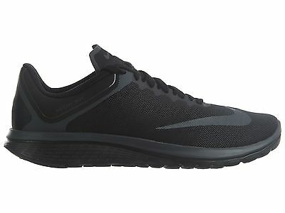 size 40 e0f39 ebec2 Nike FS Lite Run 4 Mens 852435-003 Black Anthracite Running Shoes Size 10.5  • $79.99