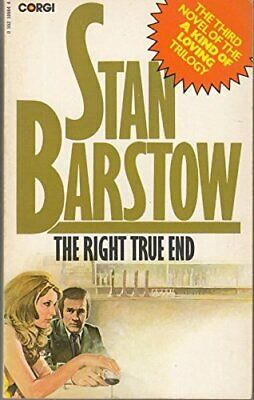 Right True End by Barstow, Stan Paperback Book The Cheap Fast Free Post