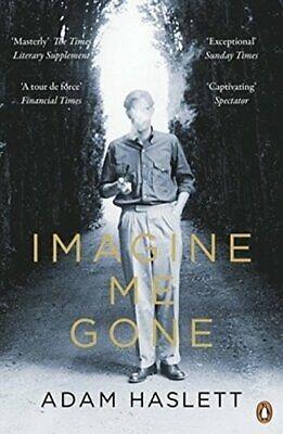 Imagine Me Gone by Haslett, Adam Book The Cheap Fast Free Post