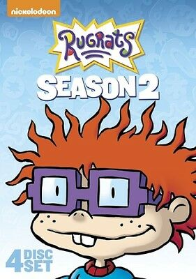 Rugrats: Season 2 [New DVD] Boxed Set, Full Frame, Amaray Case