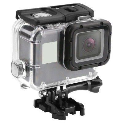 Diving Waterproof Housing Case For GoPro Hero 5 6 7 Black Camera Accessories 45m