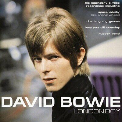 David Bowie - London Boy - David Bowie CD SPVG The Cheap Fast Free Post The
