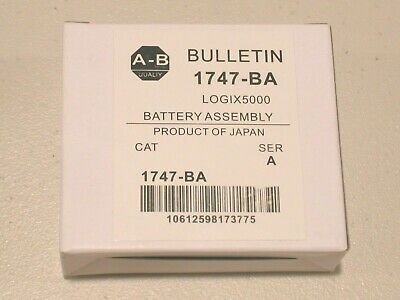 1 pc Allen Bradley SLC PLC Battery 1747-BA and 1769-BA SANYO Japan CR14250SE FDK