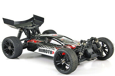 Himoto Tanto 1/10 Radio Control RTR 4WD Brushed RC Electric Buggy