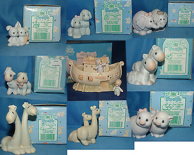 Precious Moment Figurine, 530948 Precious Moments Noah's Ark Two By Two Collecto