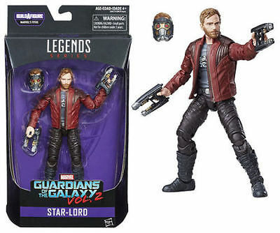 Marvel Legends Guardians Of The Galaxy Vol 2 Starlord Action Figure NEW