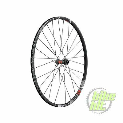 "VR DT Swiss XR1501 Spline One 29""/22,5mm Alu, sw, Center Lock, 110/15mm TA Boost"