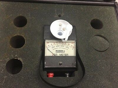 Myron L Company  pDS Meter with Hard Shell Case