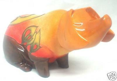 Country Artists Inspirations Country Pig Figure NEW IN Box  756