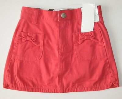 Gymboree Purrfectly Fabulous Skort 5 8 or 12 New Cotton Twill Skirt Girls Nwt