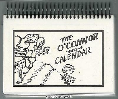Flannery O'Connor Perpetual Calendar  Illustrated by Josephine Keese King 2003