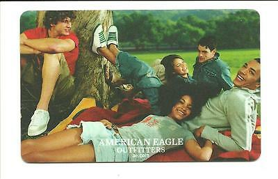 American Eagle Outfitters Gift Card No $ Value Collectible AE