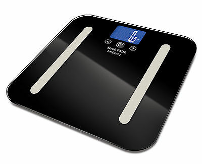 Salter 200kg MiBody Body Fat Bluetooth Digital Bathroom Scales with Mobile APP