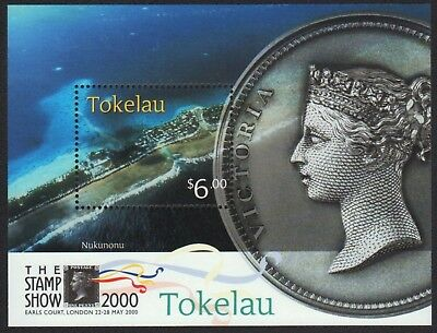Tokelau 2000 - Mi-Nr. Block 21 **  - MNH - LONDON 2000