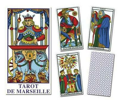 Tarot de Marseille by Jodorowsky by Camoin (English) Free Shipping!